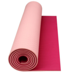 Avento - Tapis de yoga/fitness fuschia/rose doux
