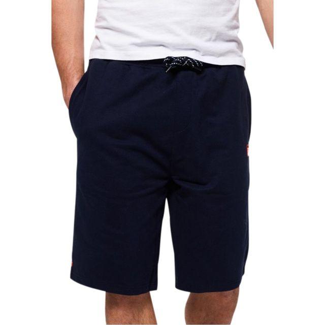 Superdry Short avec cordon de serrage Laundry Sweat Bleu