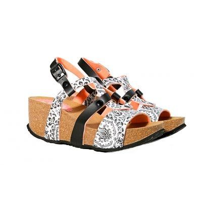 Chaussures Save Bio9 Desigual Queen Compensées Liège Fz Black 1qwTUfxdC