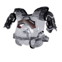 Acerbis - Protection pare-pierres Bomber Transparent/Noir