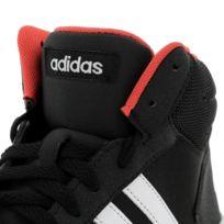 Belle et élégante de style adidas Hoops Mid K, Chaussures