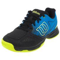 Wilson - Chaussures tennis Stroke jr hawai bk lacet Noir 15499