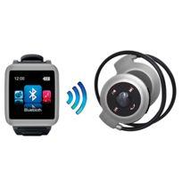 Mp man - Montre Mp3 Et Casque Bluetooth