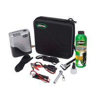 Slime - Kit tubeless et compresseur