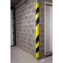 Mottez - Plaque protège coin de mur - 4 x 4 x 100 cm B376C4