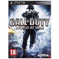 Activision - Call Of Duty, World at War - PS3