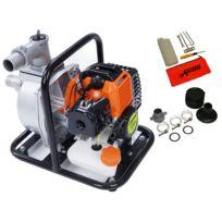 Varanmotors - Pompe à eau thermique Motopompe 52cc 3CV 15000 l/h
