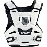 Marque Generique - Pare-pierre Moto Cross Enfant 3-5ANS Thor Sentinel Protector-blanc -2701-0783