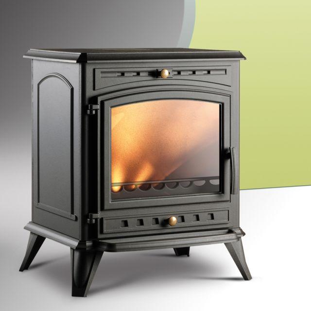 poele a bois 4 kw. Black Bedroom Furniture Sets. Home Design Ideas