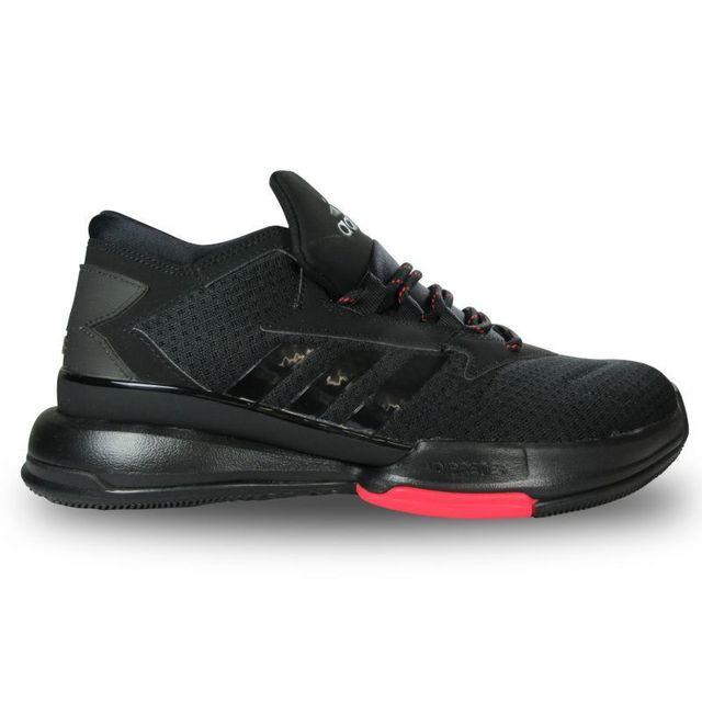 buy popular cfde7 d64cb Adidas - Chaussure de basket ball street jam ii Noir - 42 - 42 - pas cher  Achat   Vente Chaussures basket - RueDuCommerce