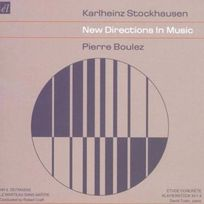 Cherry Red - Karlheinz Stockhausen | Pierre Boulez - New directions in music