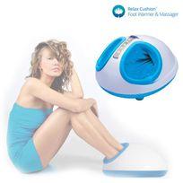 Vimeu-Outillage - Appareil de Massage pour Pieds Thermique Relax Cushion