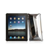 Macally - Coque MetroM Chrome pour Apple iPad