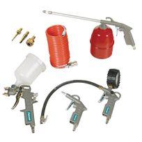 Aircraft - Set de 8 outils pneumatiques Pg8