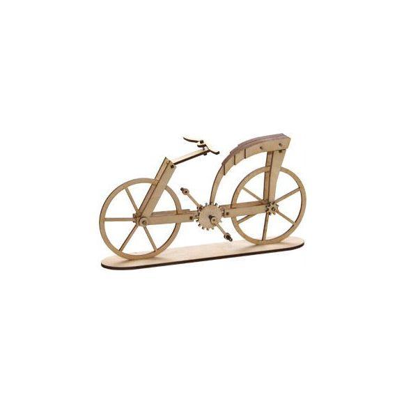 Produitsesolaires - Vélo Leonard de Vinci