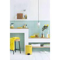 poubelle jaune achat poubelle jaune pas cher rue du commerce. Black Bedroom Furniture Sets. Home Design Ideas