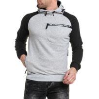 3e3a9447c372 Sweat capuche col montant - catalogue 2019 -  RueDuCommerce - Carrefour