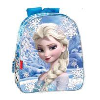 La Reine Des Neiges - Sac à dos maternelle Frozen Legend 28 Cm