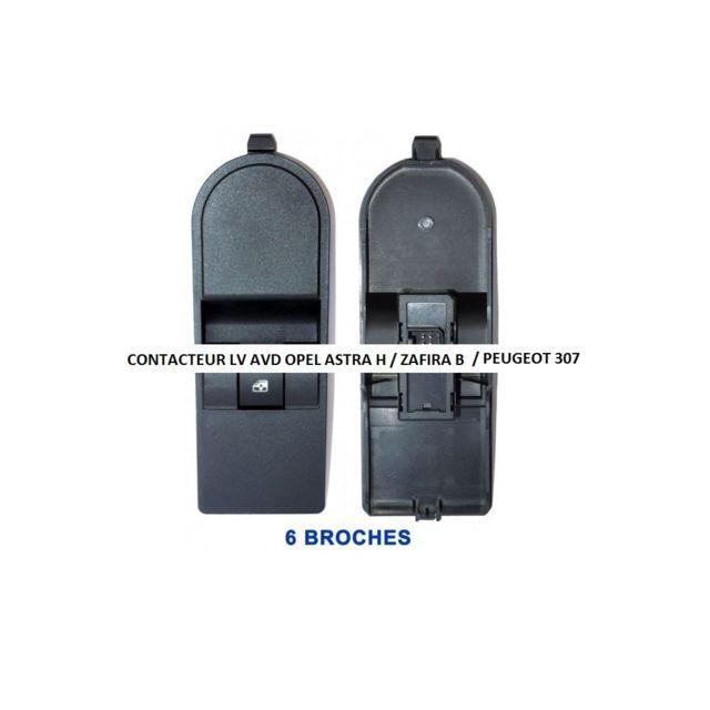 Bouton Vitre Commutateur OPEL ASTRA H  13228709