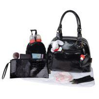 Baby On Board - Mon croco Bag Noir