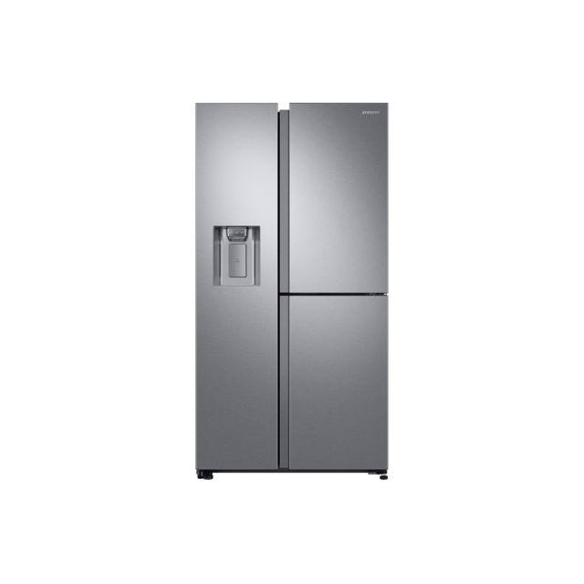 Samsung Réfrigérateur multi-portes RS68N8671SL 604l,A++Nofrost