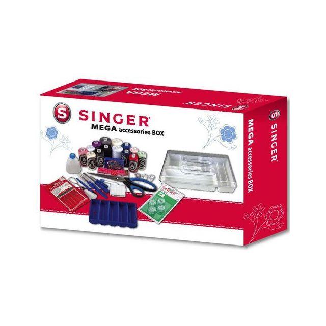 SINGER - Boite à couture Megabox