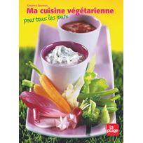 La Plage - Ma cuisine végétarienne pour tous les jours Livre, éditeur