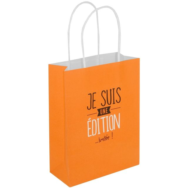 promobo - sac emballage cadeau collection je suis une edition