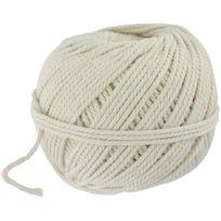Outibat - Rouleau de fil coton câble L.34m