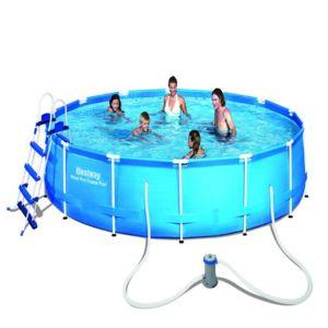 Piscine hors sol solde carrefour valdiz for Robot piscine hors sol carrefour