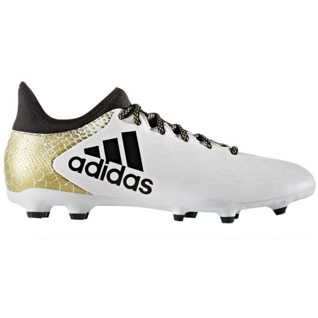 new product 68482 e37ad Adidas - X 16.3 Fg Chaussure Adulte - Taille 42 - Blanc