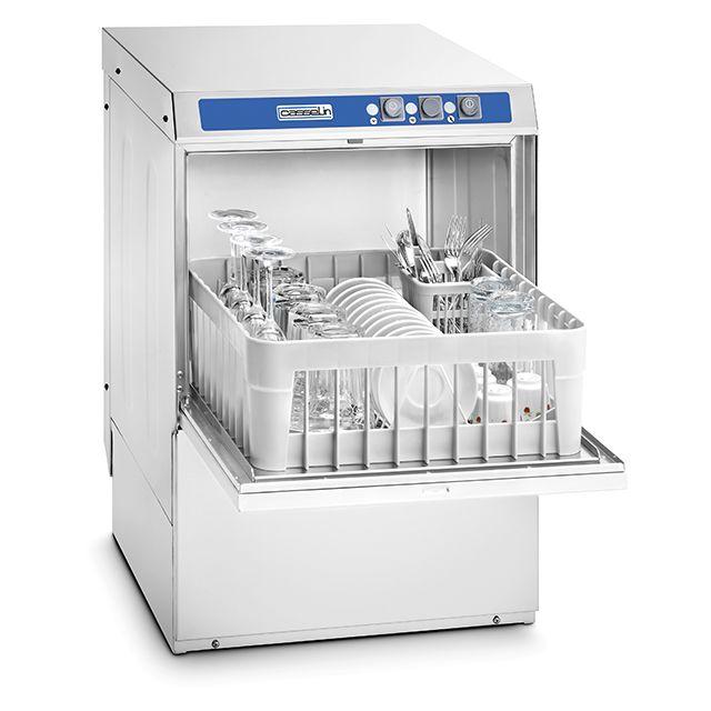 CASSELIN lave-verres 400 avec pompe de vidange intégrée - clv40pv