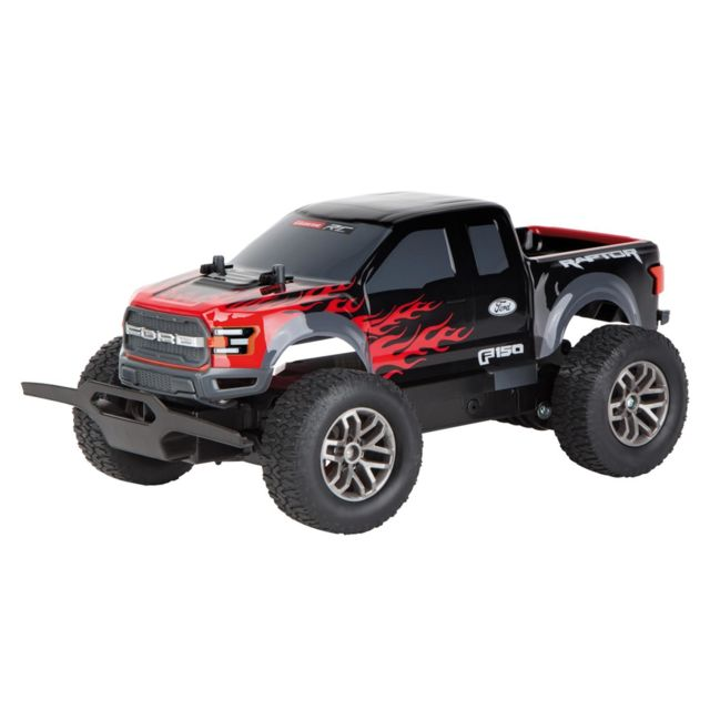 carrera rc 370184002 ford f150 raptor radiocommand pas cher achat vente voitures rc. Black Bedroom Furniture Sets. Home Design Ideas
