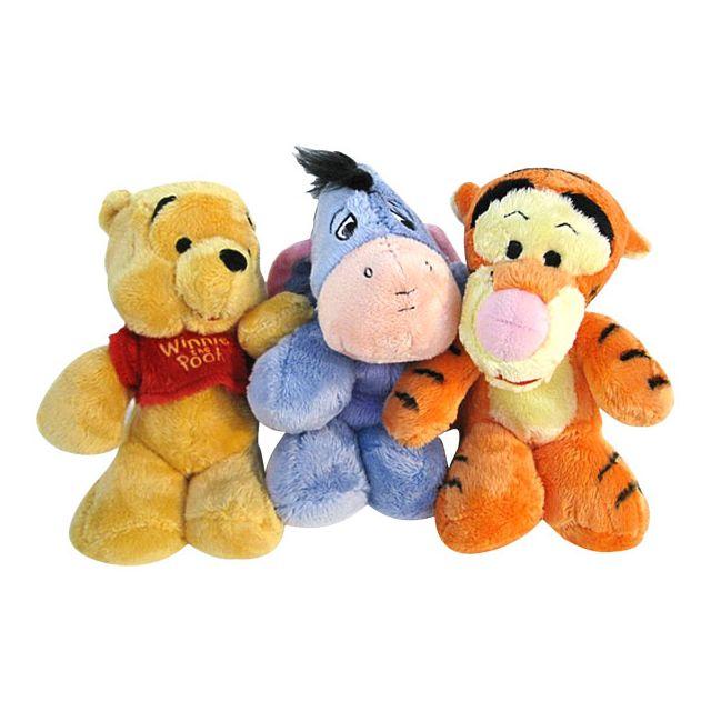 Simba Dickie - Winnie L'ourson - Peluche Winnie et Compagnie 20cm