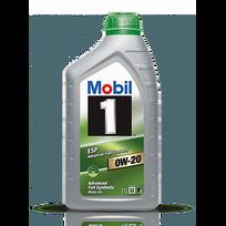 Mobil - Huile Moteur 1 Esp X2 0W20 - Bidon de 1 L