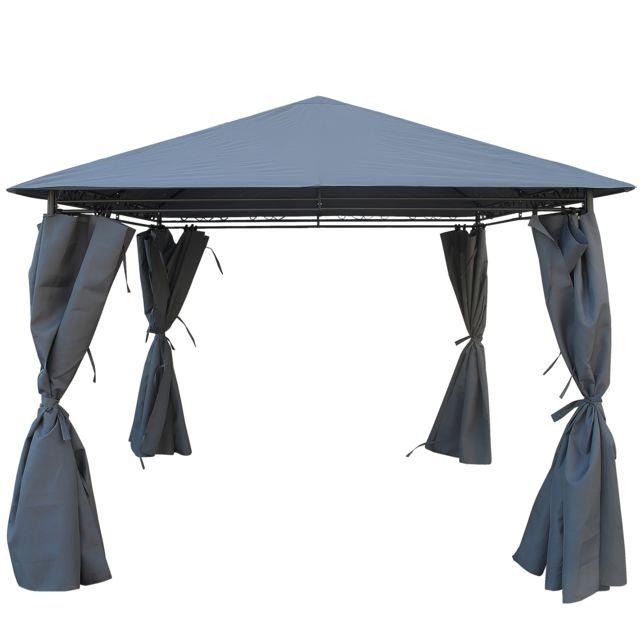 Design et Prix - Magnifique Tente de jardin Zeland - Tente de jardin ...