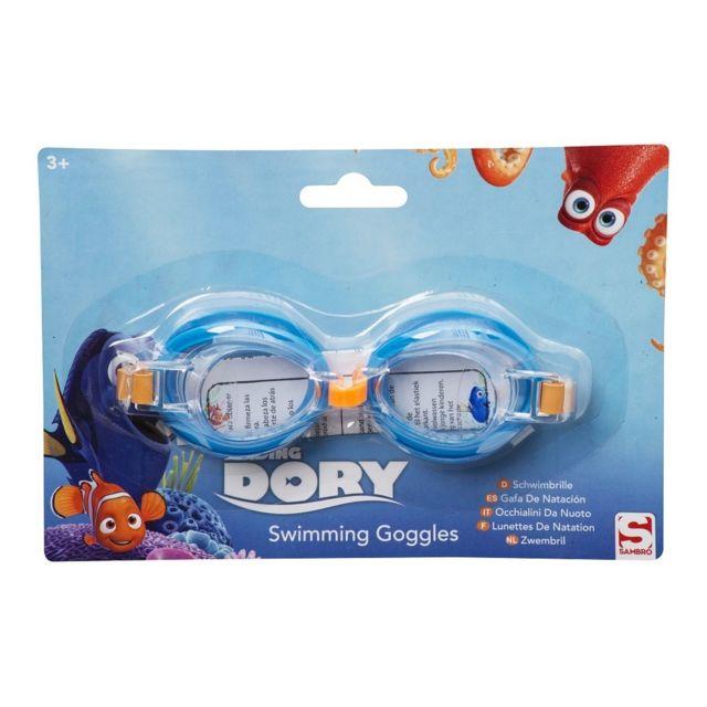 Marque Generique Lunette De Plongée Le Monde De Dory Disney Enfant - Lunettes de piscine qui ne marquent pas