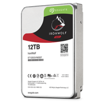 SEAGATE - Ironwolf 12 To Sata III Cache 256 Mo