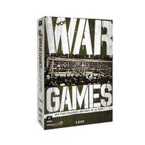 Wwe - War Games : Les plus célèbres matches de la Wcw Coffret 3 Dvd