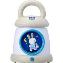 KID SLEEP - Veilleuse bébé réveil My lantern Grise