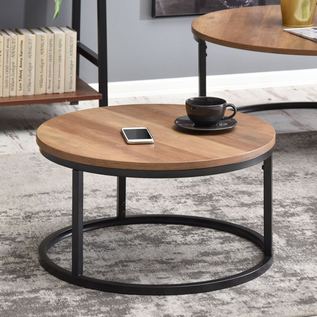 Selsey Table Basse Table De Salon Kodia Effet Noyer