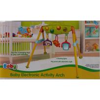 CARREFOUR BABY - Portique d'activités - Arche d'éveil pour bébé - TY62445