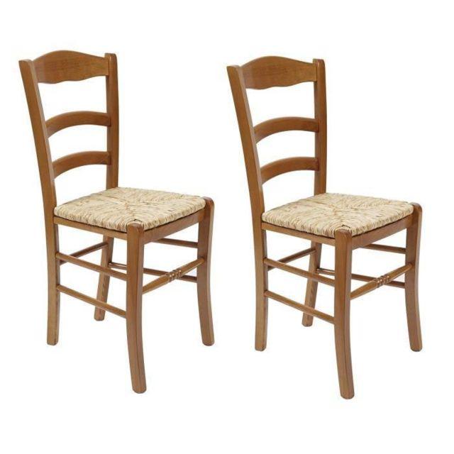 Lot de hetre cuisine 2 chaises Eco en Cherie Aucune de N0Ovmny8w