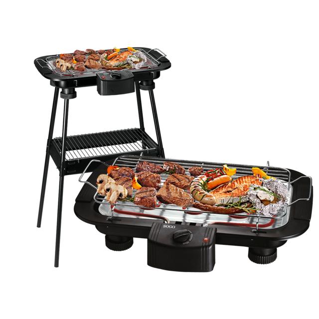Promos : Barbecue electrique nettoyage facile Avis