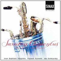 Simax Classics - Quatuors Pour Saxophone. Saxofon Concentus - Cd