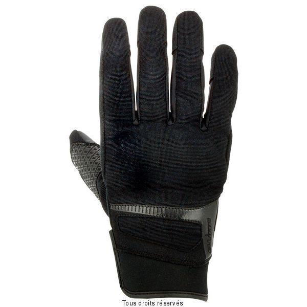 05a64a5881f8 S-line - Gants été Noir L Pouce et index tactile Homologué C.E