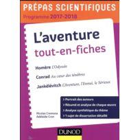 Dunod - thème français-philosophie prépas scientifiques édition 2017/2018
