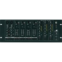 Monacor - Table de mixage Dj 19 pouces Mpx-4PA