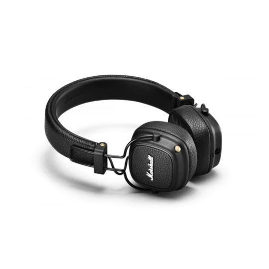 Major III Noir - Casque arceau Bluetooth