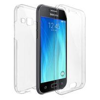 Cabling - Coque 360 Degrés   Samsung Galaxy J5 2016 Étui Housse Tactile Protection Écran Complète Double Cover Case